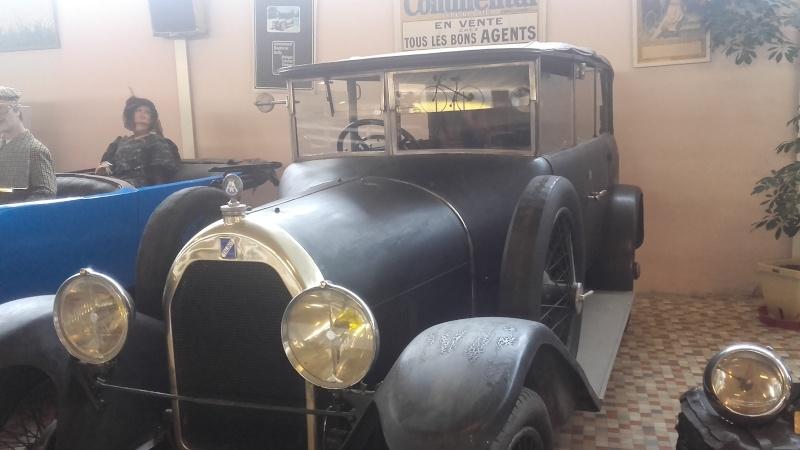 [MUSEE] Auto de Vendée 20160411
