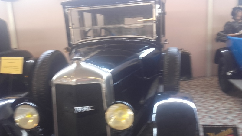 [MUSEE] Auto de Vendée 20160412