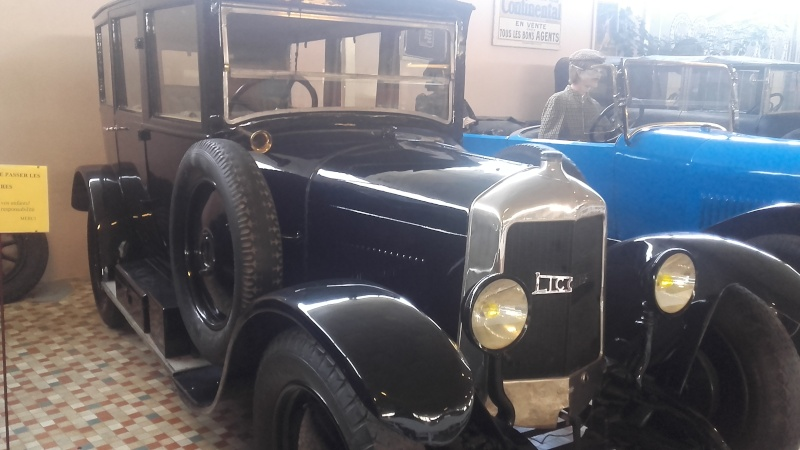 [MUSEE] Auto de Vendée 20160415