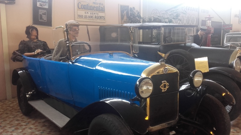 [MUSEE] Auto de Vendée 20160416