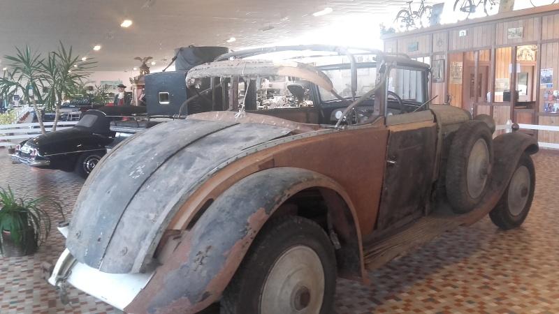 [MUSEE] Auto de Vendée 20160417
