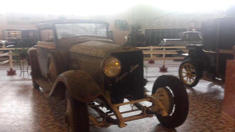 [MUSEE] Auto de Vendée 20160419