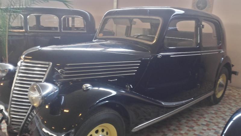 [MUSEE] Auto de Vendée 20160426