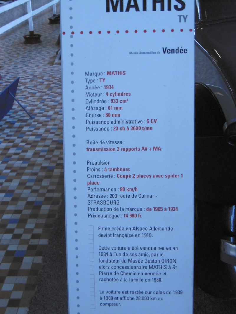 [MUSEE] Auto de Vendée P1000103