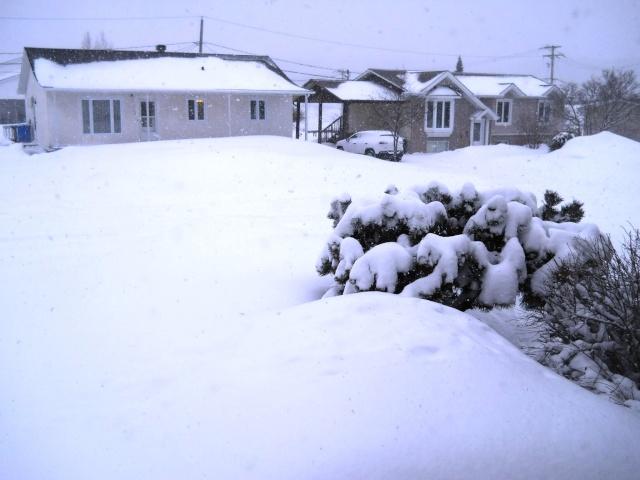 glace sur le toit de la roulotte - Page 2 Dscn2510