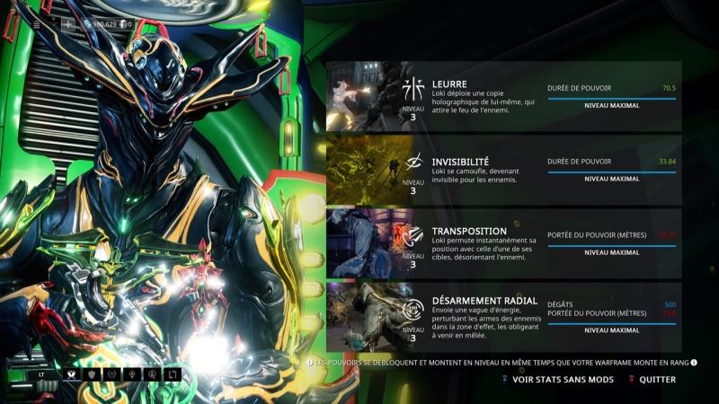 Loki Prime - Spécial RAID - 3 Forma (WeeDmansm00ke59) Screen11