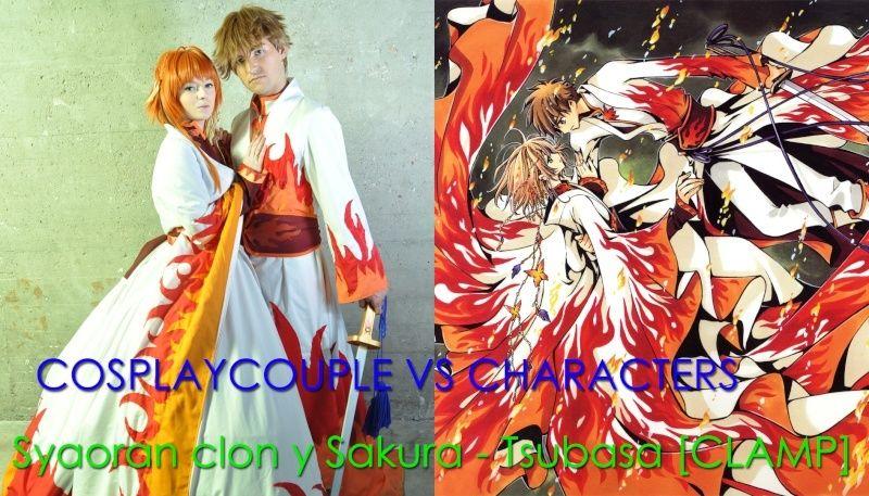 ¡#cosplaycouplesVScharacters! Sin_ty19