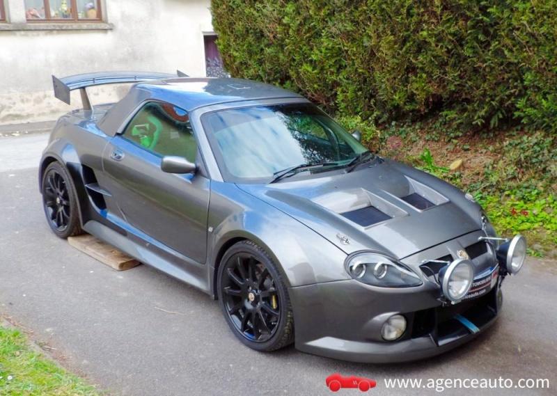 ça vous dit, une petite voiture rapide, pas trop cher !!! Mg-tf-10