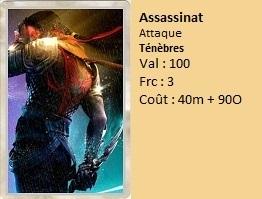 Liste des cartes Illusion Assass10