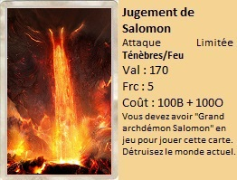 Liste des cartes Illusion Jugeme10