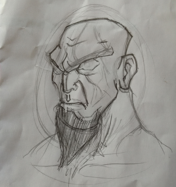 Mes Artworks Kratos10