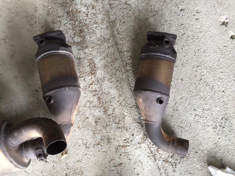 Catalyseurs 997 turbo 3,6 Cata10