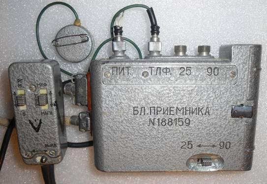 """Радиостанции спецслужб и другие """"штучки"""" (КГБ СССР) Aua00210"""