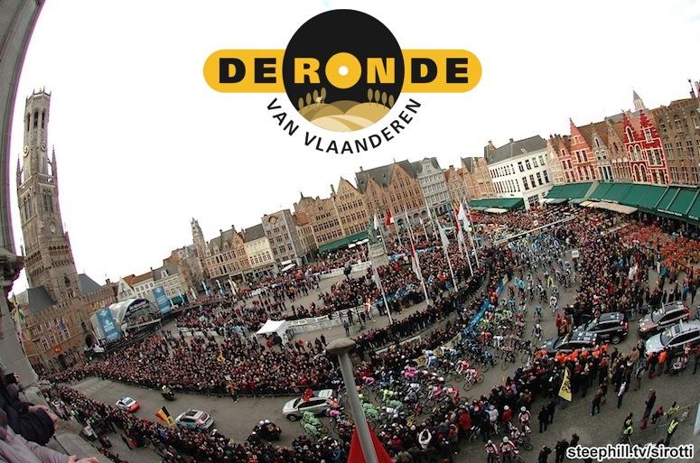 3   Abril  -   Ciclismo. UCI WorldTour. Tour de Flandes, en Bélgica. 100-pi10