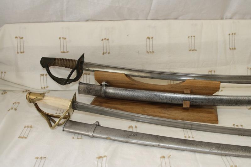 ma collection de sabres en 10 mois... Img_8219