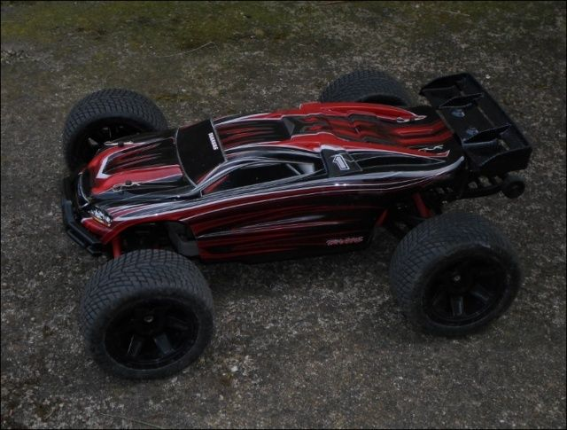 E-Revo's 1/16 Brushless 3S (380/540) - Page 6 111