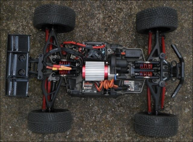E-Revo's 1/16 Brushless 3S (380/540) - Page 6 1211