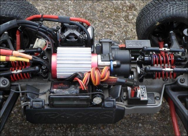 Compatibilité Big Block castle / Renfort Brace Driven Production/DP/The Toyz / Sway Bar HR 2210