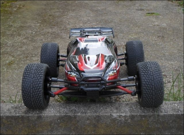 E-Revo's 1/16 Brushless 3S (380/540) - Page 6 310