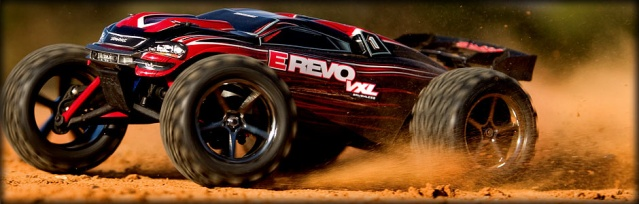 E-Revo's 1/16 Brushless 3S (380/540) 7107er10