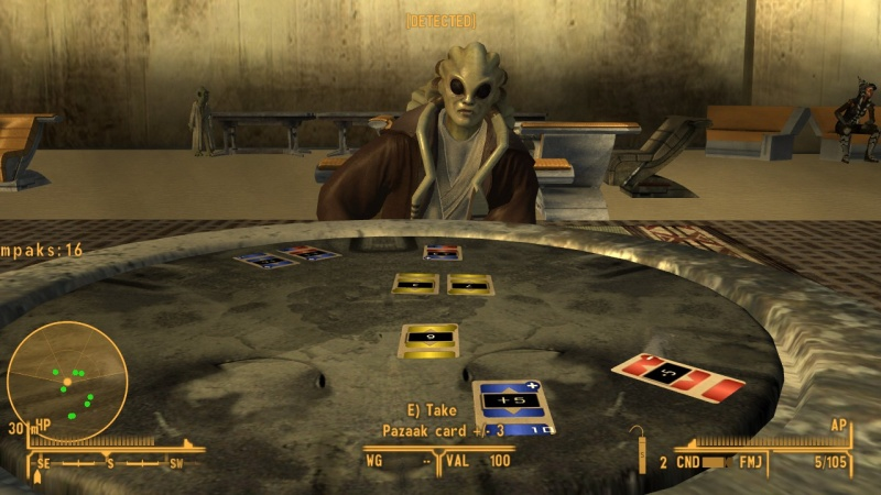 Play Pazaak!  (from Knights of the Old Republic) 20160532