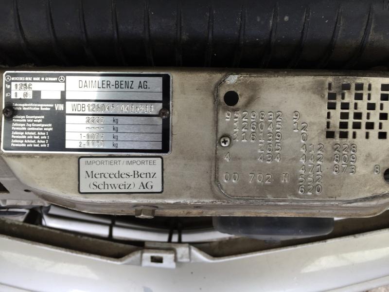 """Thomas 560 sec """" amg """"  Image13"""