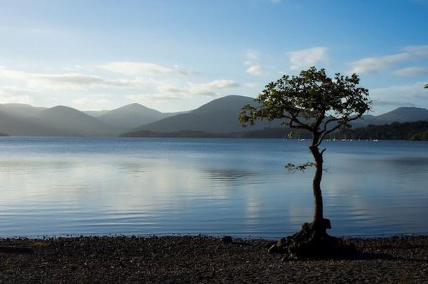 Selon une nouvelle étude, passer du temps dans la nature favorise la confiance, la générosité et l'altruisme Lake-t10