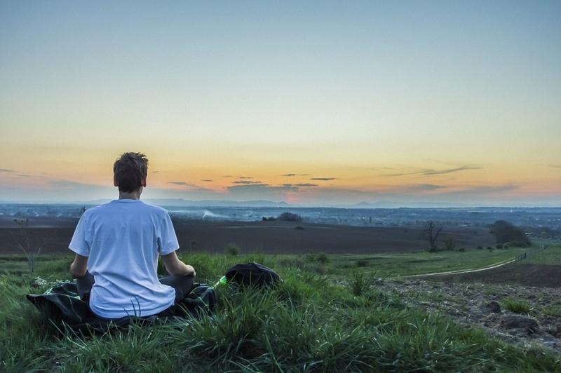 Le « Muscle de l'âme » pourrait être la source de votre anxiété et de votre peur  Medita12