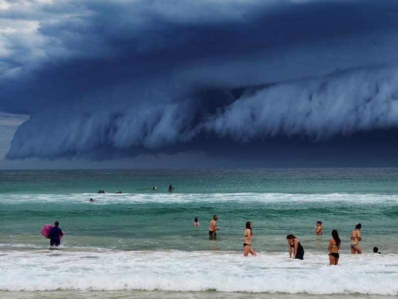 Un super « Nuage de Tsunami » submerge l'Australie Nuage-14
