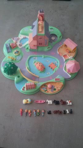 Ma collection de Polly Pocket Dreamw10