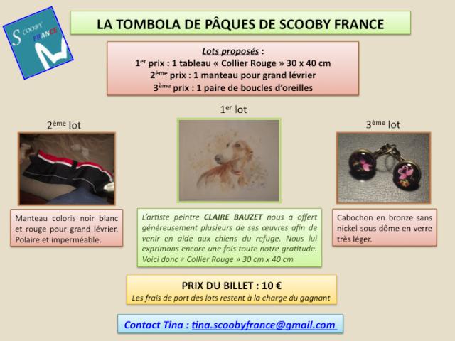 LA TOMBOLA DE PÂQUES DE SCOOBY FRANCE - en attente Diapos10