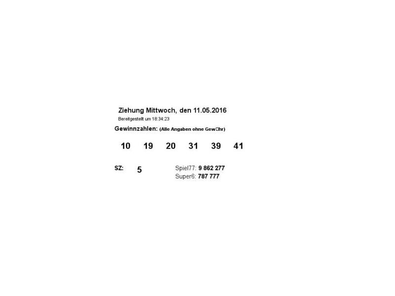 Die Zahlen 711/117 und 911/119 - Seite 2 Lottoz10