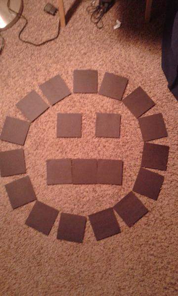 Assignment 16 - 20 Squares Photos One10