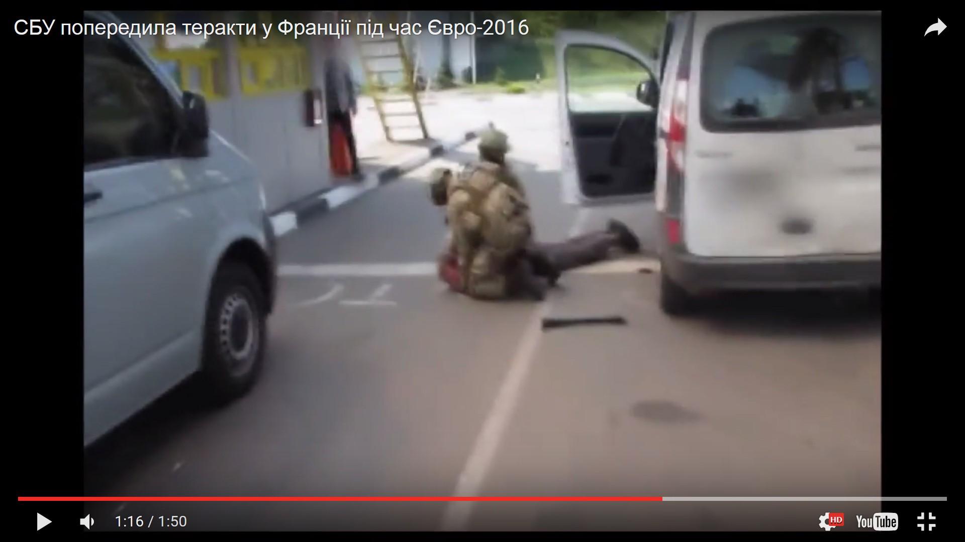 Franzose in der Ukraine festgenommen - Codierten Nachrichten auf der Spur Gr310