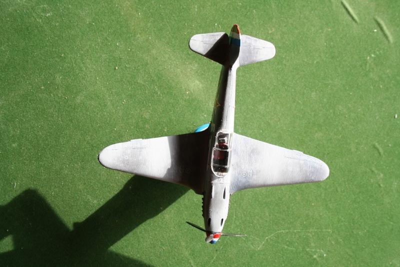 Le Yak 3 au 1/48 e de chez eduard Img_7417