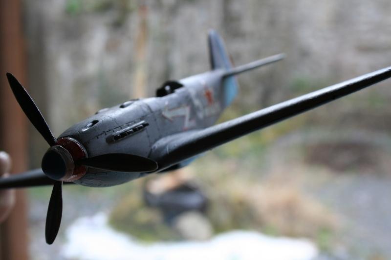 Le Yak 3 au 1/48 e de chez eduard Img_7418