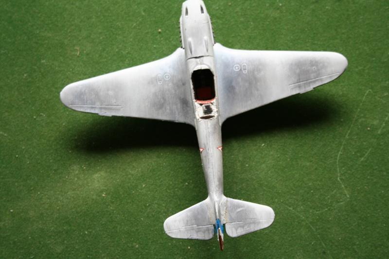 Le Yak 3 au 1/48 e de chez eduard Img_7421
