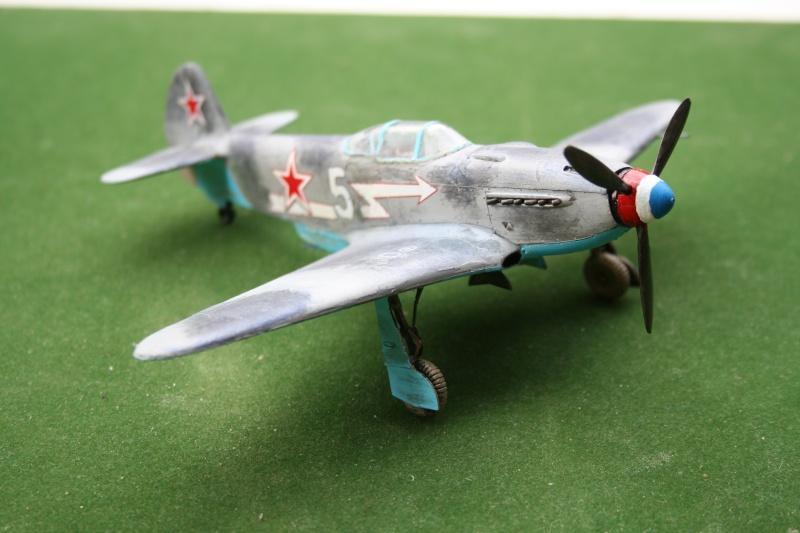 Le Yak 3 au 1/48 e de chez eduard Img_7422