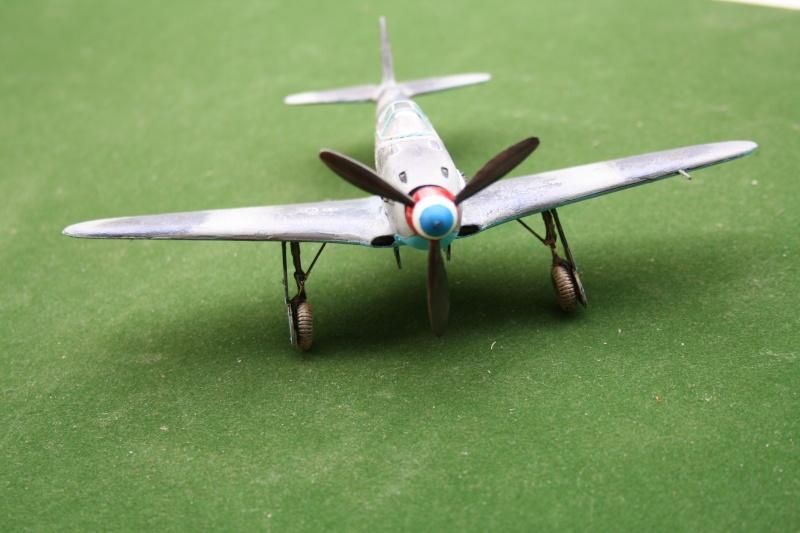 Le Yak 3 au 1/48 e de chez eduard Img_7424