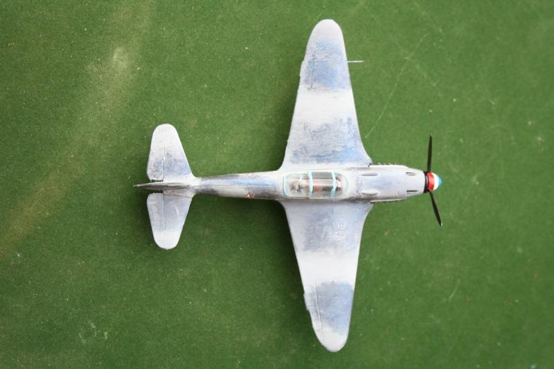 Le Yak 3 au 1/48 e de chez eduard Img_7426