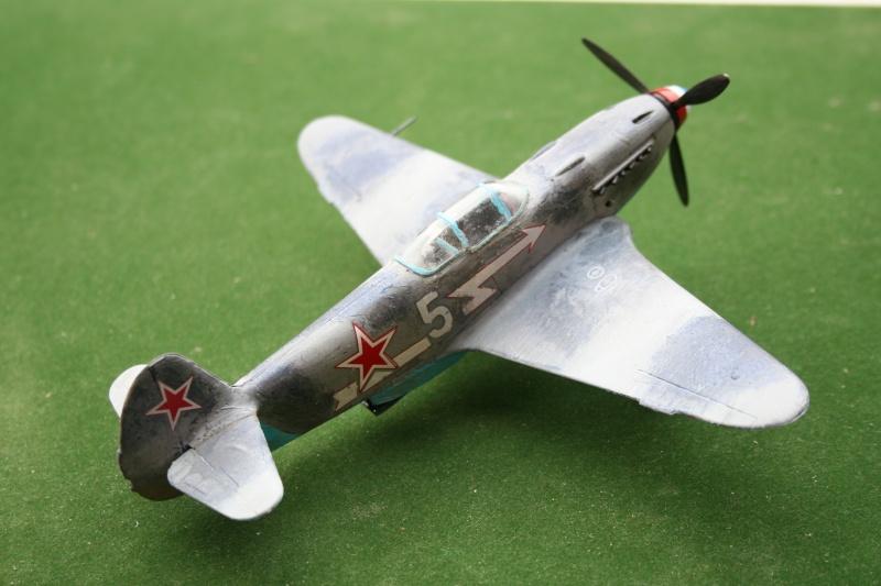 Le Yak 3 au 1/48 e de chez eduard Img_7427