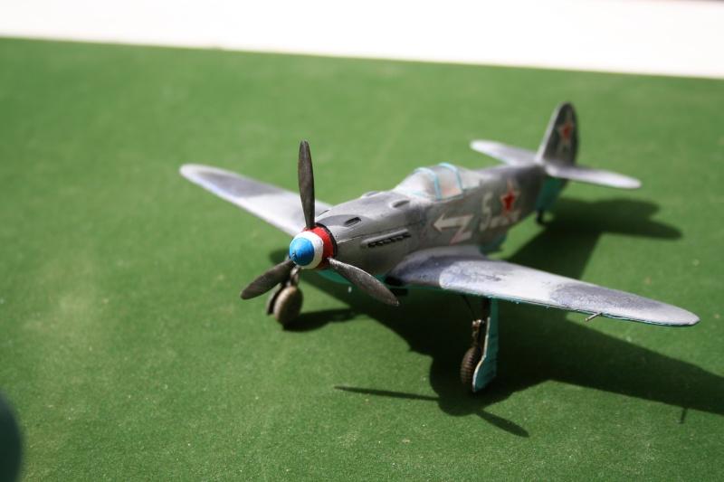 Le Yak 3 au 1/48 e de chez eduard Img_7428