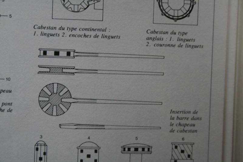 """Construction du """"Sovereign of the Seas"""" au 1/84 par Glénans - Partie I - Page 40 Img_7742"""