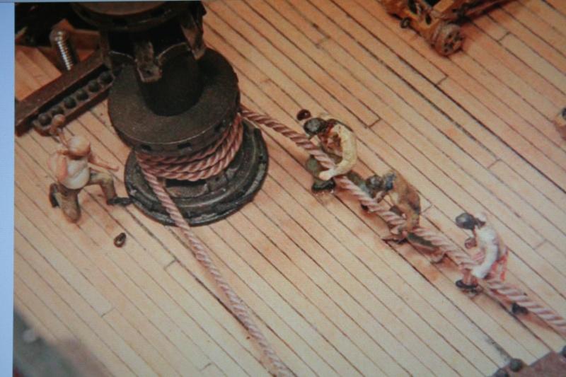 """Construction du """"Sovereign of the Seas"""" au 1/84 par Glénans - Partie II Img_7745"""