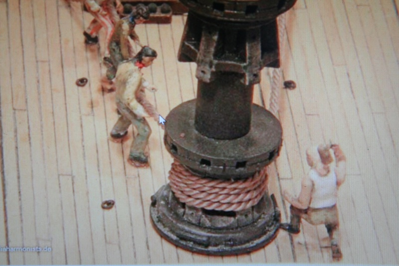 """Construction du """"Sovereign of the Seas"""" au 1/84 par Glénans - Partie II Img_7746"""