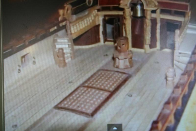 """Construction du """"Sovereign of the Seas"""" au 1/84 par Glénans - Partie II Img_7750"""