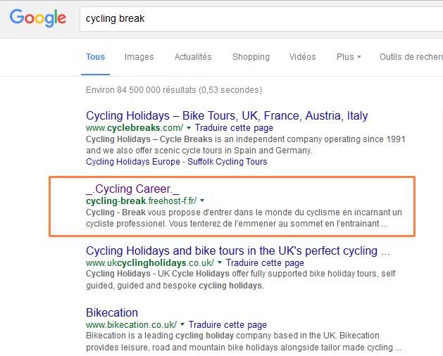 Cycling - Break Screen11