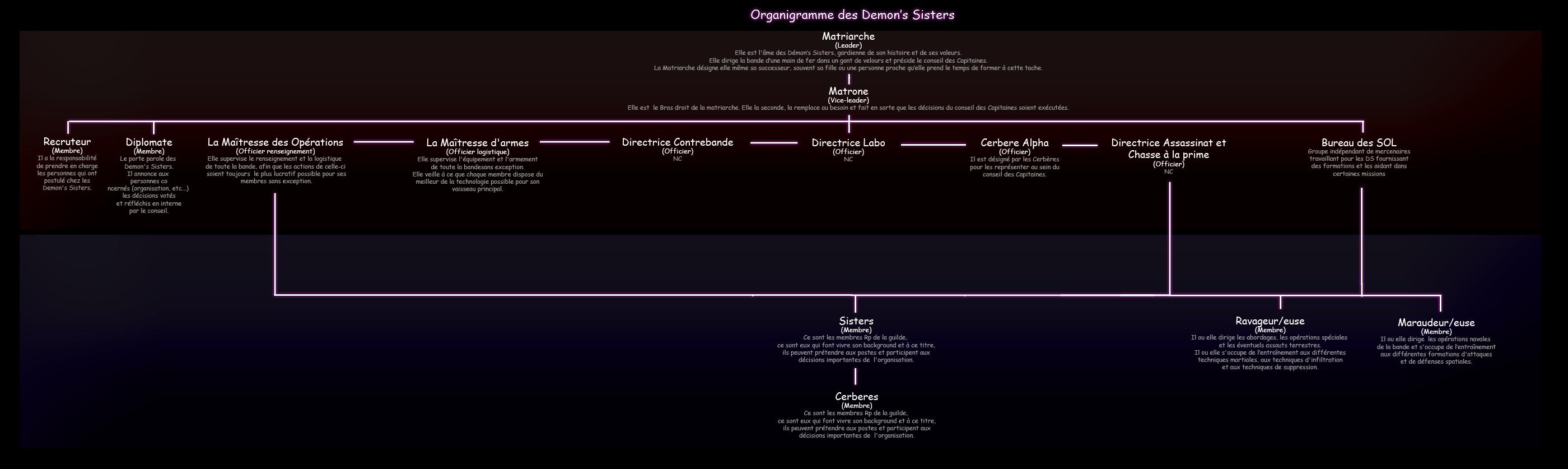 Organigramme  Organi12