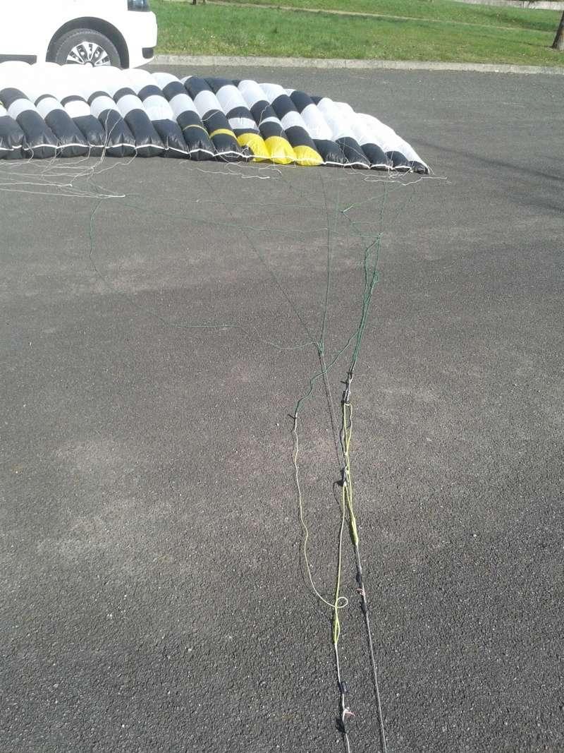 [VENDUE] Flysurfer speed4 lotus 15m² 1050 euros 20160217
