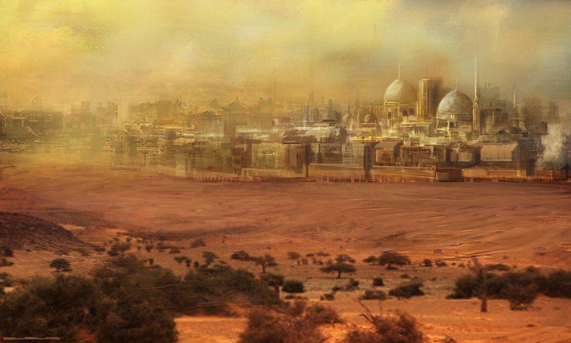 Cités des Mauvais Hommes Ammu_k10